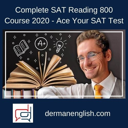 Complete SAT Reading 800 Course 2020 – Ace Your SAT Test - Studiosus Learning