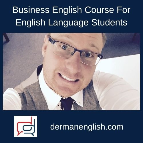 Business English Course For English Language Students