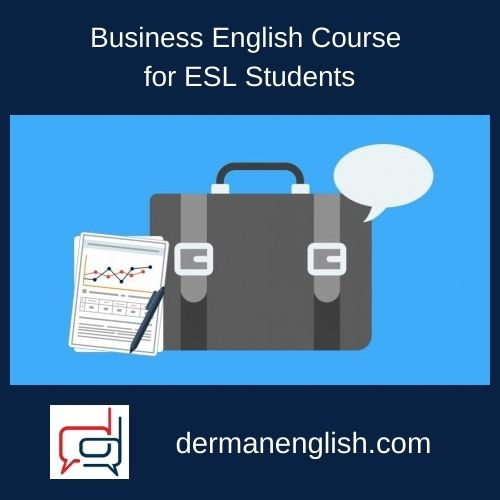 Business English Course for ESL Students