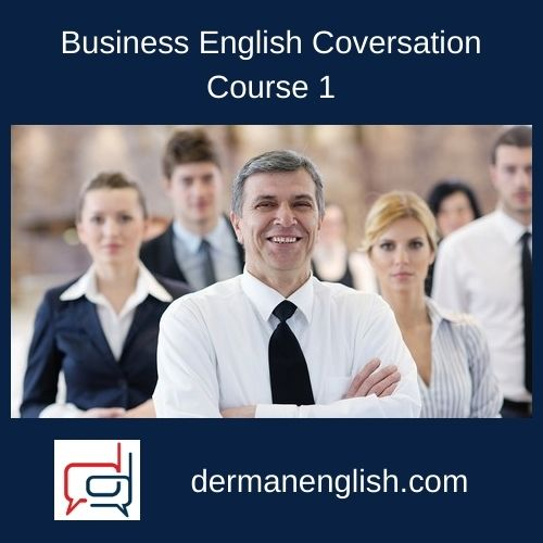 Business English Coversation Course 1