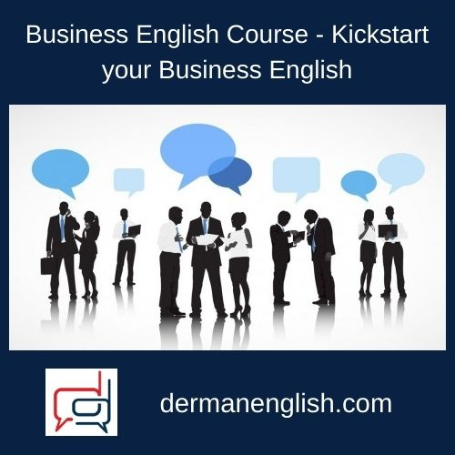 Business English Course – Kickstart your Business English