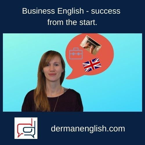 Business English – success from the start.