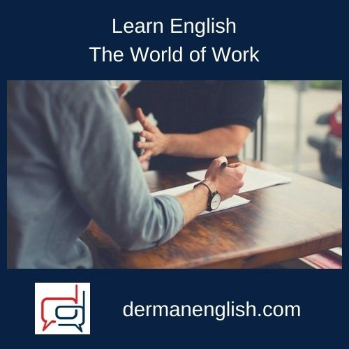 Learn English: The World of Work