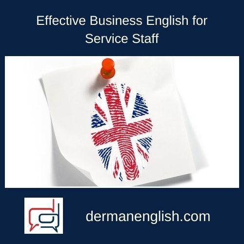 Effective Business English for Service Staff