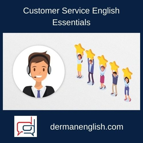 Customer Service English Essentials