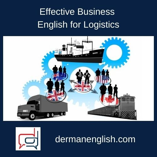 Effective Business English for Logistics