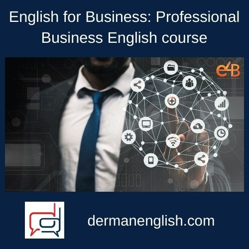 English for Business: Professional Business English course