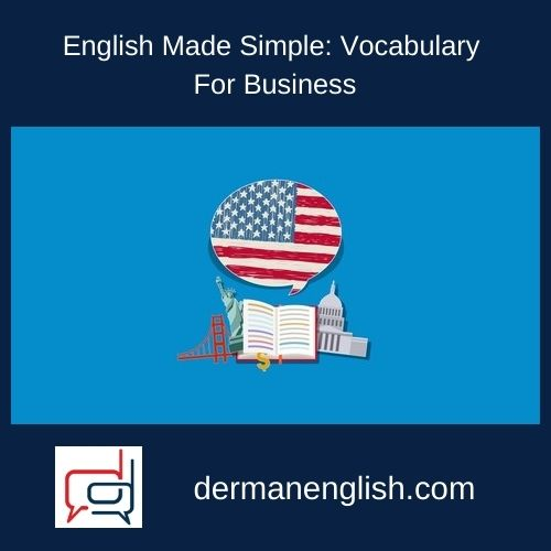 English Made Simple: Vocabulary For Business