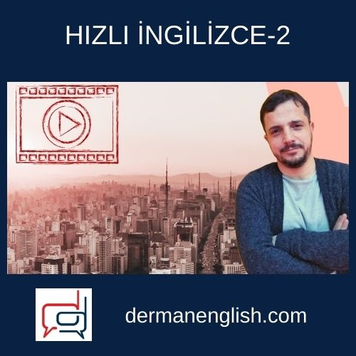HIZLI İNGİLİZCE-2 - Erkan Önler