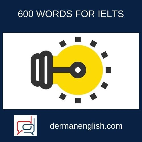 600 WORDS FOR IELTS - Muzaffar Abdullaev