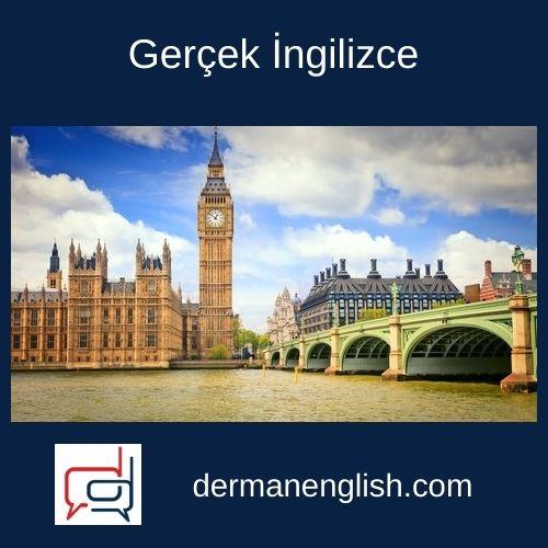 Gerçek İngilizce
