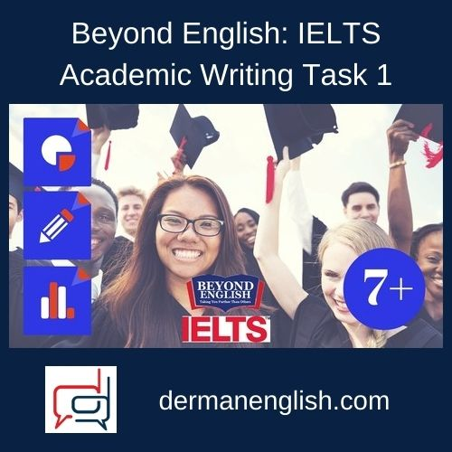 Beyond English: IELTS Academic Writing Task 1