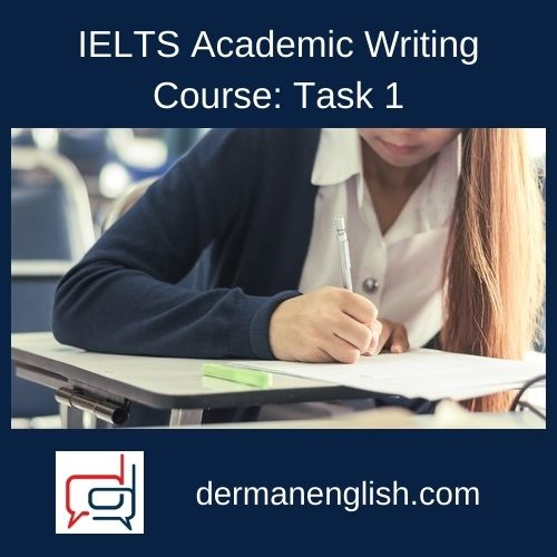 IELTS Academic Writing Course: Task 1 - Stephen Beale