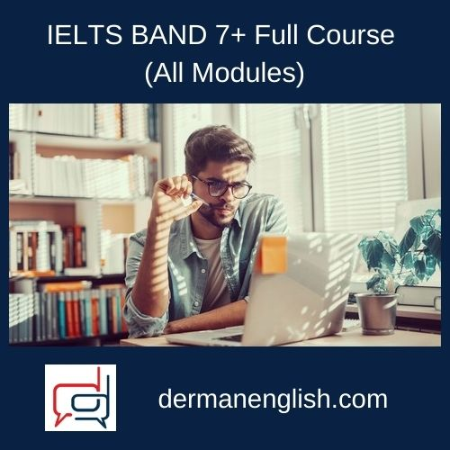 IELTS BAND 7+ Full Course (All Modules) - Learning Pitch