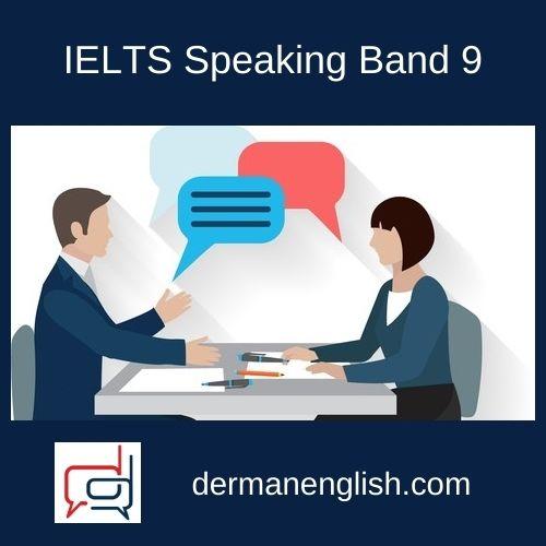 IELTS Speaking Band 9 - Nail Bakiev