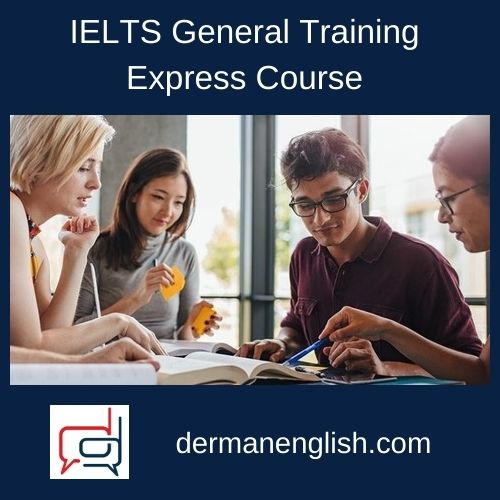 IELTS General Training Express Course - Aidina Cherikova