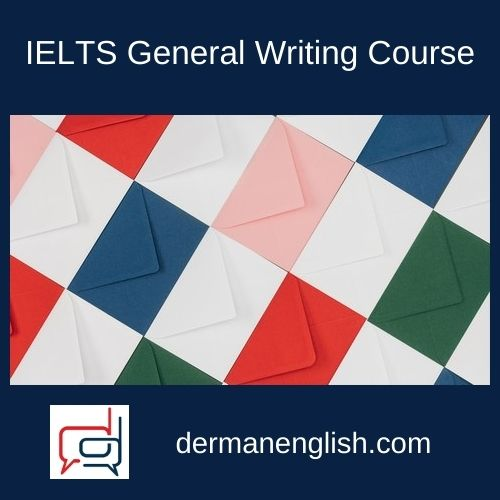 IELTS General Writing Course
