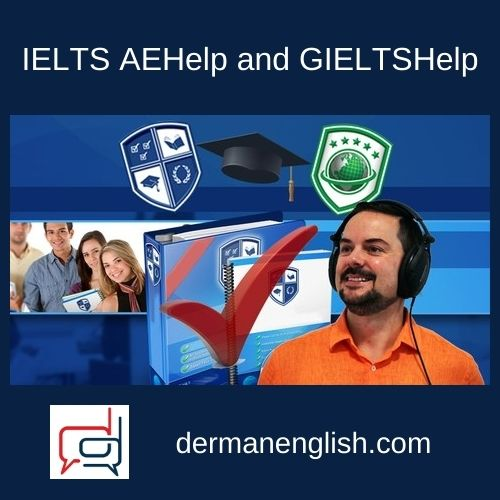 IELTS AEHelp and GIELTSHelp - Adrian Benedek
