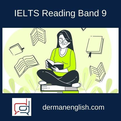 IELTS Reading Band 9 - Nail Bakiev