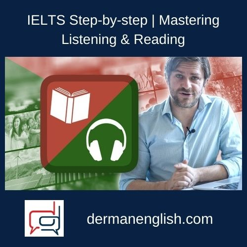 IELTS Step-by-step | Mastering Listening & Reading