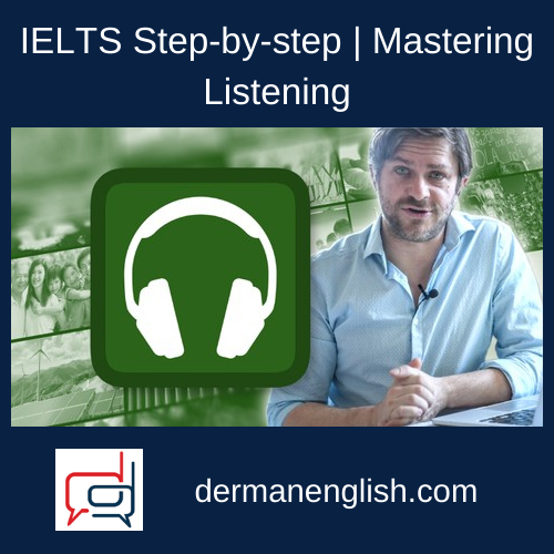 IELTS Step-by-step | Mastering Listening