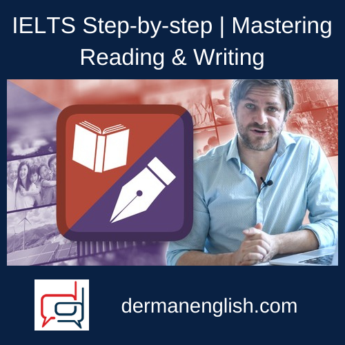 IELTS Step-by-step | Mastering Reading & Writing