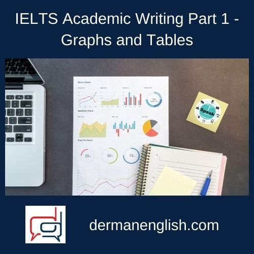 IELTS Academic Writing Part 1 - Graphs and Tables