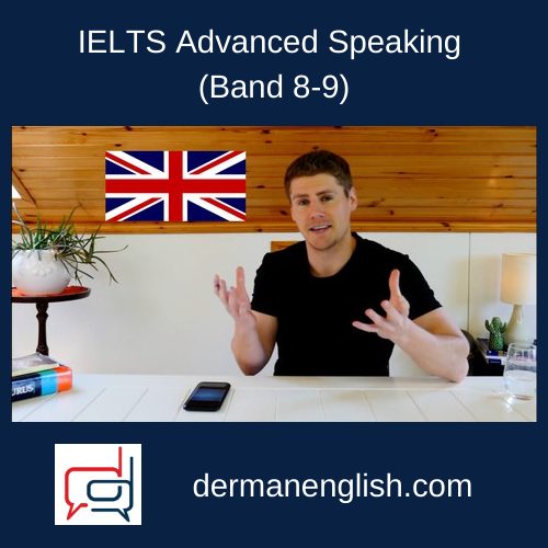 IELTS Advanced Speaking (Band 8-9) - Craig McVicker