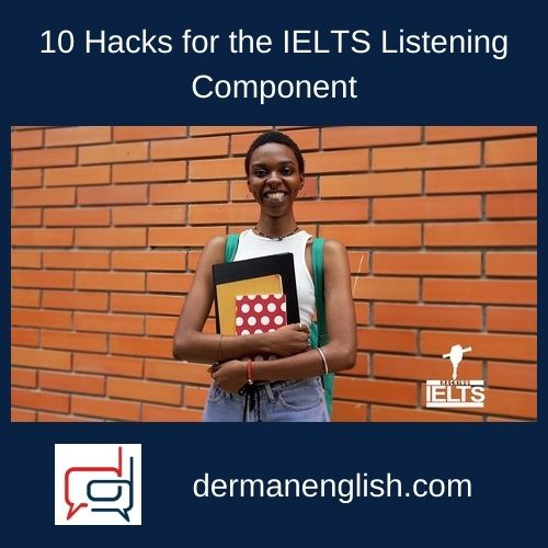 10 Hacks for the IELTS Listening Component - Christopher Fehr
