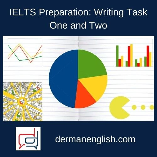 IELTS Preparation: Writing Task One and Two