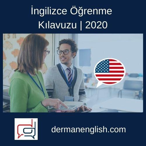 İngilizce Öğrenme Kılavuzu | 2020 - Seçkin Esen