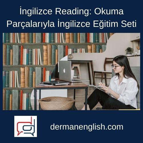 İngilizce Reading: Okuma Parçalarıyla İngilizce Eğitim Seti - Seçkin Esen