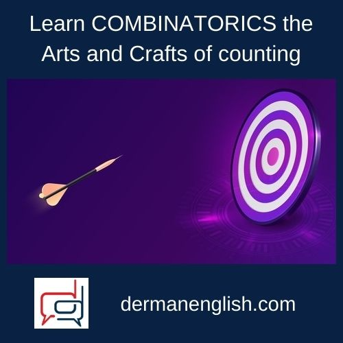 Learn COMBINATORICS the Arts and Crafts of counting - Amit Tripathi