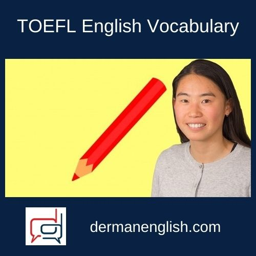 TOEFL English Vocabulary - Jane Cui