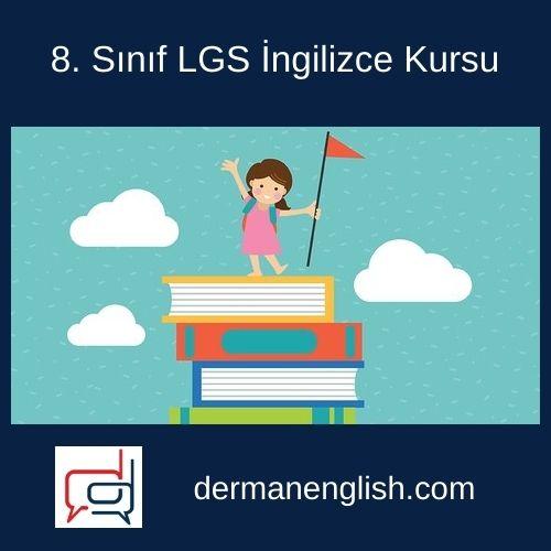 8. Sınıf LGS İngilizce Kursu - Tuğrul Ceyhan