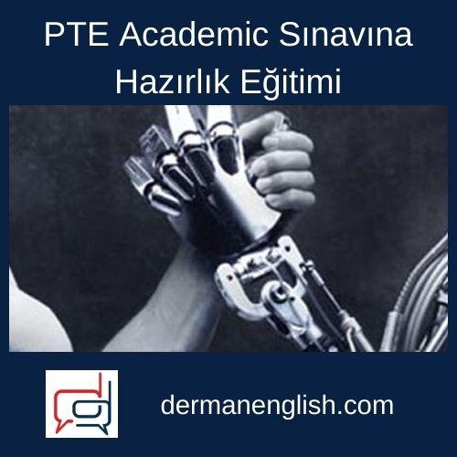 PTE Academic Sınavına Hazırlık Eğitimi - Mehmet Ceyhan YAĞLI