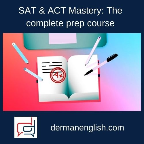 SAT & ACT Mastery: The complete prep course
