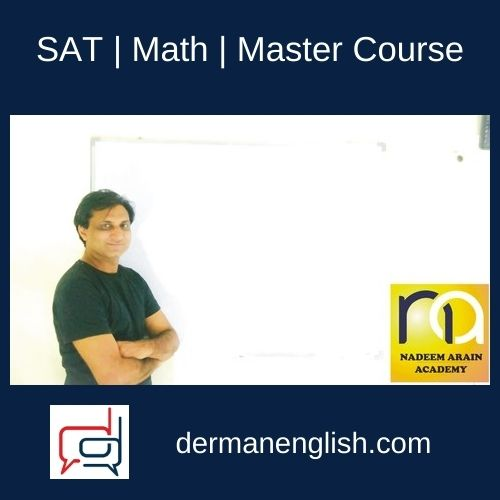 SAT | Math | Master Course - Nadeem Arain