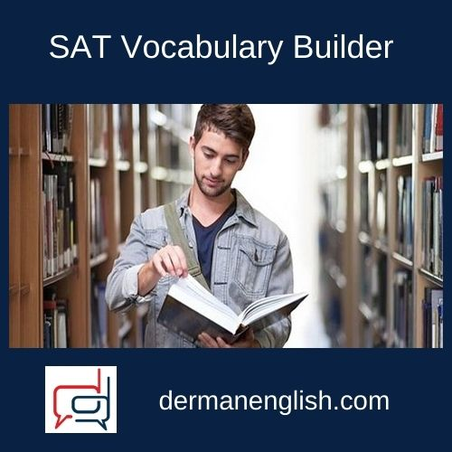 SAT Vocabulary Builder - Vishal Choudhary
