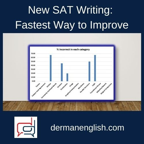 New SAT Writing: Fastest Way to Improve - Steve Min
