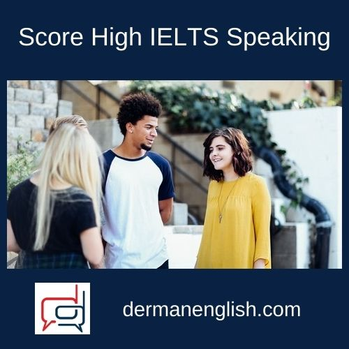 Score High IELTS Speaking - Grace Je