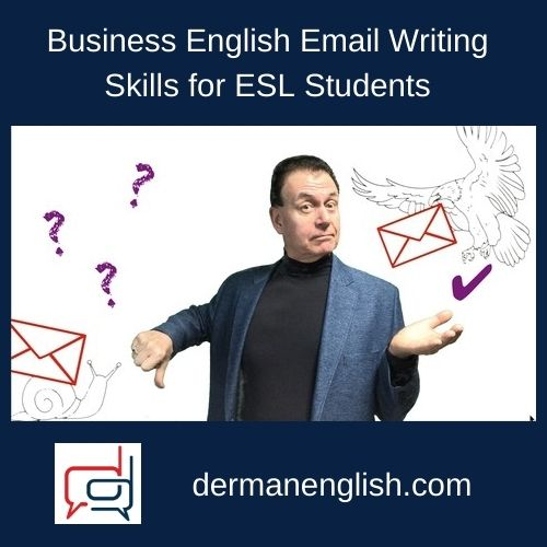 Business English Email Writing Skills for ESL Students