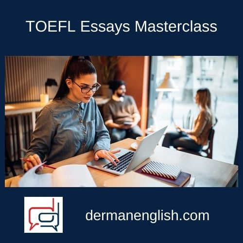 TOEFL Essays Masterclass